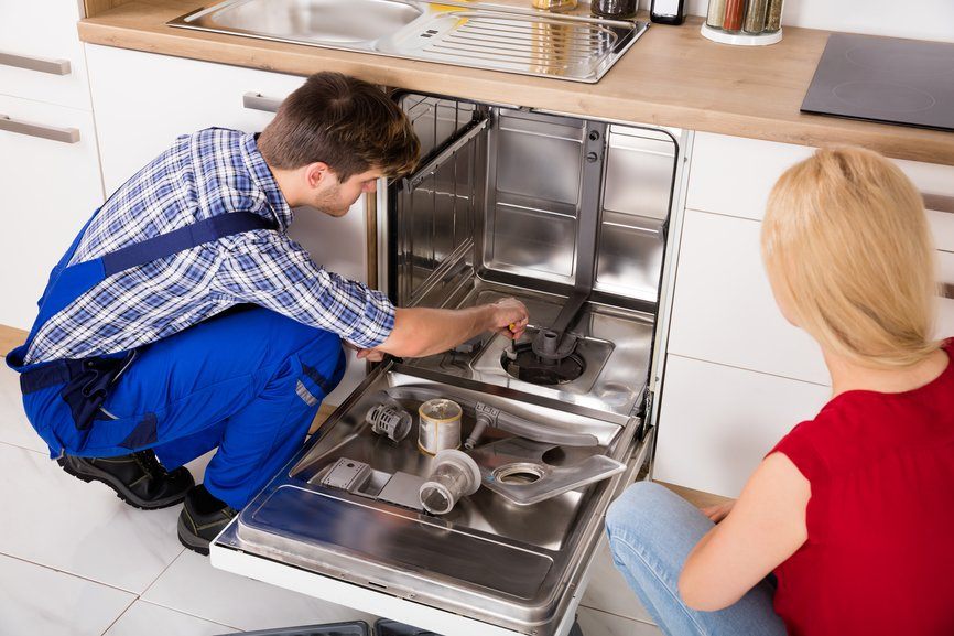 dishwasher service clearwater fl